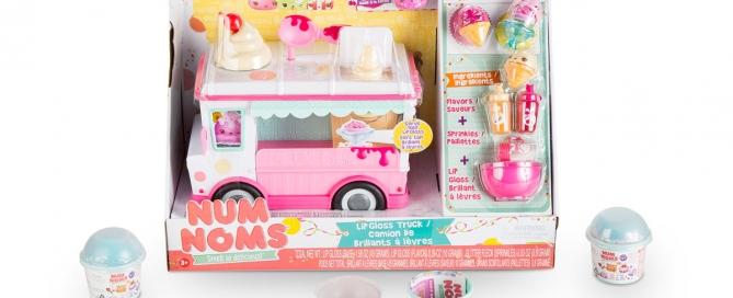 importación cosmética infantil
