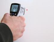 Importar termómetro infrarrojos