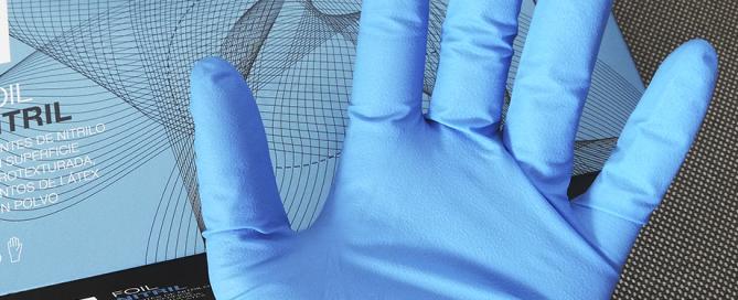 importar guantes de nitrilo