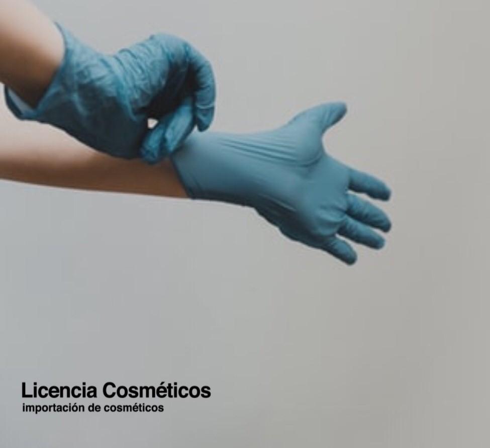 importación de guantes de nitrilo
