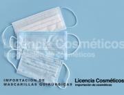 importacion mascarillas quirúrgicas