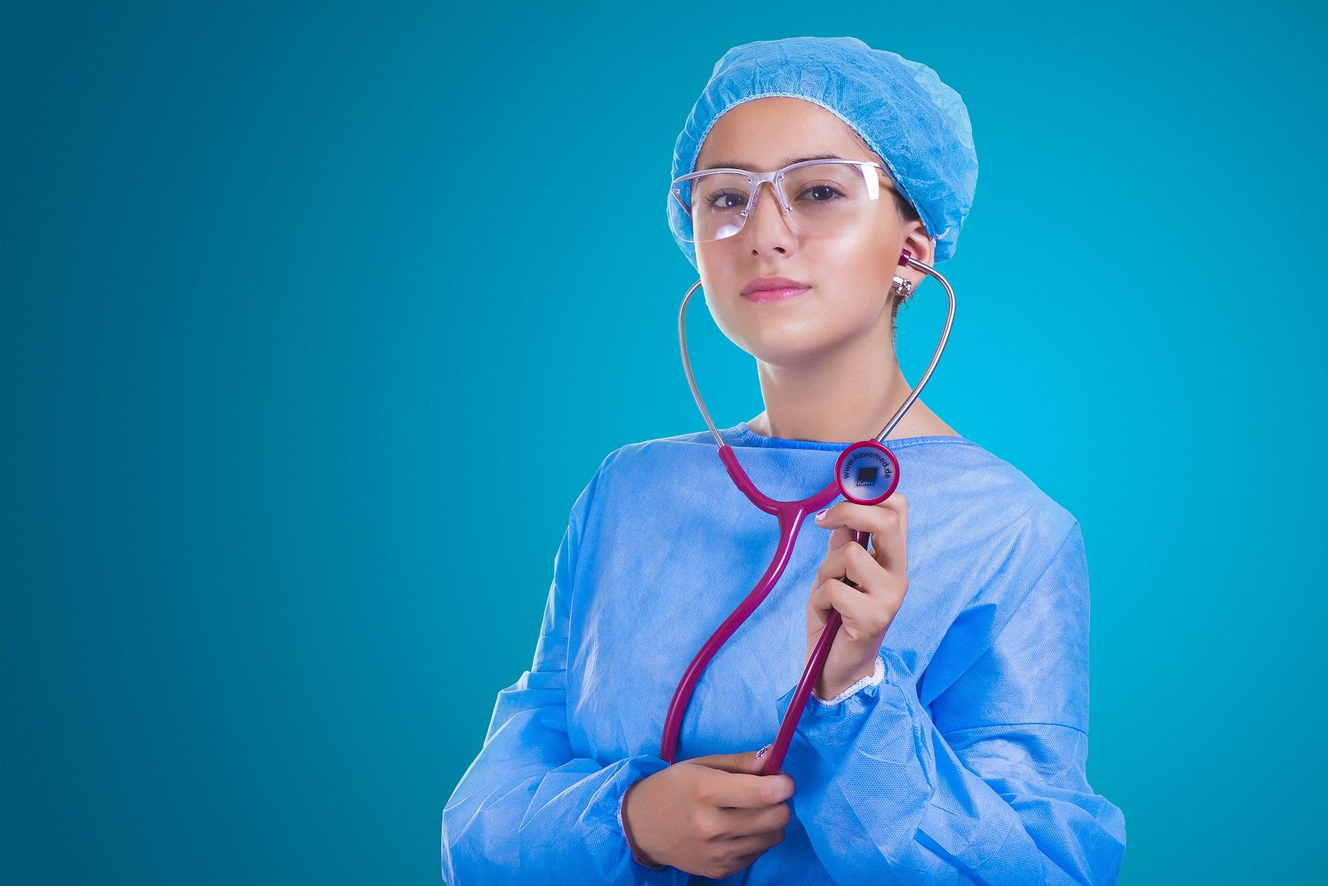batas quirúrgicas