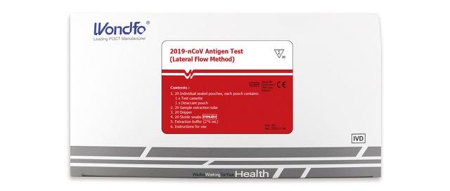 Comprar test antigeno
